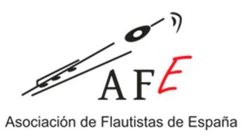 afe Asociación Flautistas España