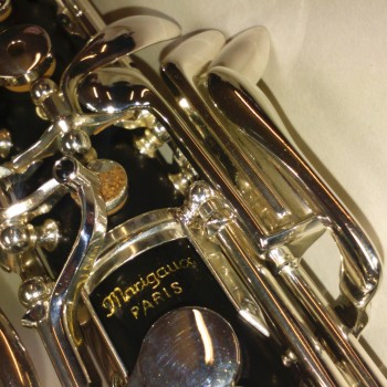 Cuidados oboe mantenimiento Sergio Jerez