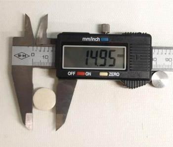 Bricomusicos calibre 14,95